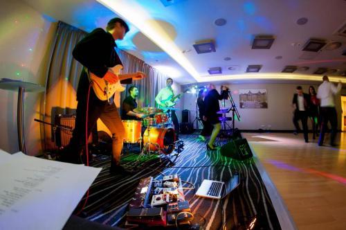 muzyczny zespół na impreze